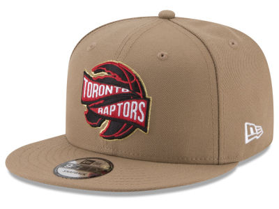 Toronto Raptors New Era NBA Team Banner 9FIFTY Snapback Cap