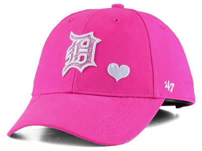 Detroit Tigers '47 MLB Sugar Sweet Girls '47 MVP Cap