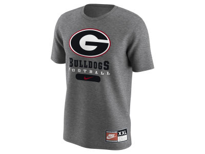 Georgia Bulldogs Nike NCAA Men's Retro Short Sleeve T-Shirt