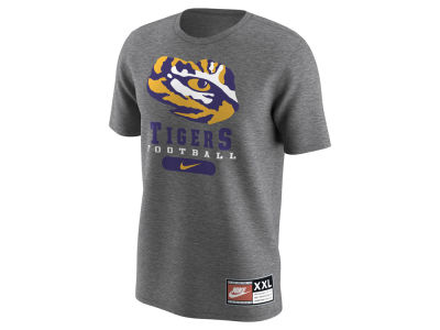 LSU Tigers Nike NCAA Men's Retro Short Sleeve T-Shirt