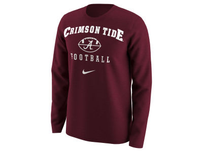 Alabama Crimson Tide Nike NCAA Men's Retro Long Sleeve T-Shirt