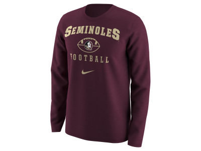 Florida State Seminoles Nike NCAA Men's Retro Long Sleeve T-Shirt