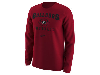 Georgia Bulldogs Nike NCAA Men's Retro Long Sleeve T-Shirt