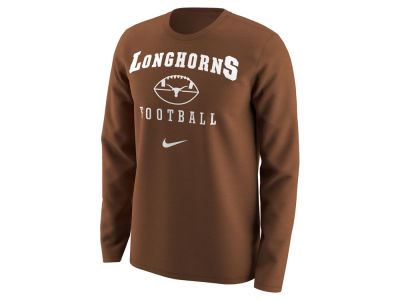 Texas Longhorns Nike NCAA Men's Retro Long Sleeve T-Shirt
