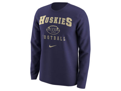 Washington Huskies Nike NCAA Men's Retro Long Sleeve T-Shirt