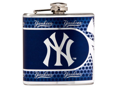 New York Yankees 6oz Stainless Steel Flask