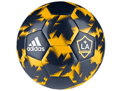 LA Galaxy adidas Authentic Soccer Ball