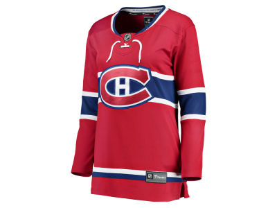 Montreal Canadiens NHL Branded NHL Women's Breakaway Jersey