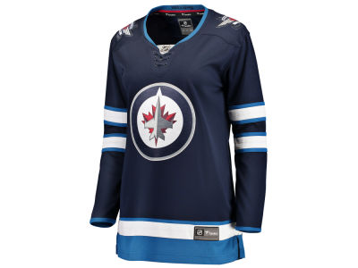 Winnipeg Jets NHL Branded NHL Women's Breakaway Jersey
