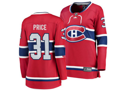 Montreal Canadiens Carey Price NHL Women's Breakaway Player Jersey