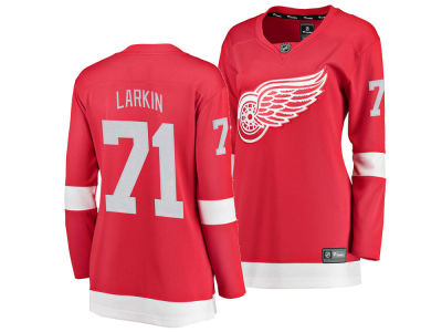Detroit Red Wings Dylan Larkin NHL Branded NHL Women's Breakaway Player Jersey