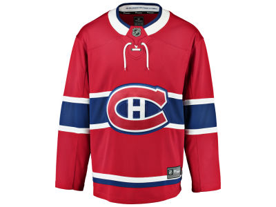 Montreal Canadiens NHL Branded NHL Men's Breakaway Jersey