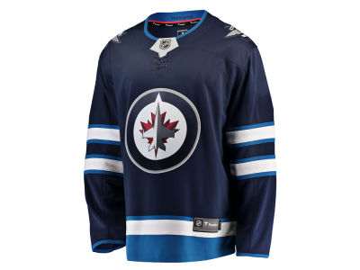 Winnipeg Jets NHL Branded NHL Men's Breakaway Jersey
