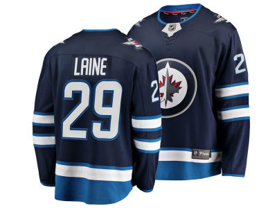 Winnipeg Jets Patrik Laine NHL Branded NHL Men's Breakaway Player Jersey