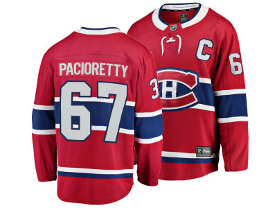 Montreal Canadiens Max Pacioretty NHL Branded NHL Men's Breakaway Player Jersey