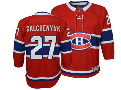 Montreal Canadiens Alex Galchenyuk NHL Men's Breakaway Player Jersey