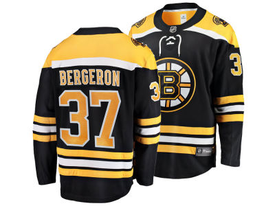 Boston Bruins Patrice Bergeron NHL Branded NHL Men's Breakaway Player Jersey