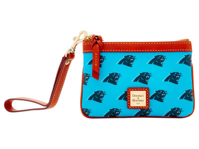 Carolina Panthers Dooney & Bourke Exclusive Wristlet