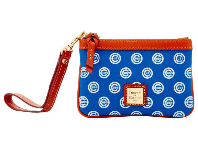 Chicago Cubs Dooney & Bourke Exclusive Wristlet