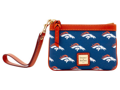 Denver Broncos Dooney & Bourke Exclusive Wristlet