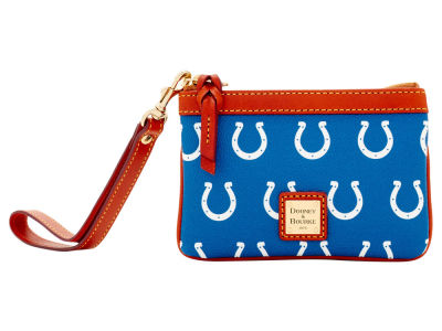 Indianapolis Colts Dooney & Bourke Exclusive Wristlet