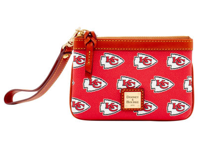 Kansas City Chiefs Dooney & Bourke Exclusive Wristlet