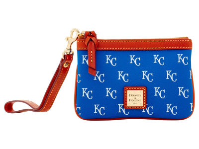 Kansas City Royals Dooney & Bourke Exclusive Wristlet