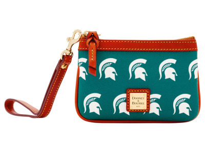 Michigan State Spartans Dooney & Bourke Exclusive Wristlet