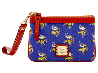 Minnesota Vikings Dooney & Bourke Exclusive Wristlet