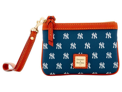 New York Yankees Dooney & Bourke Exclusive Wristlet
