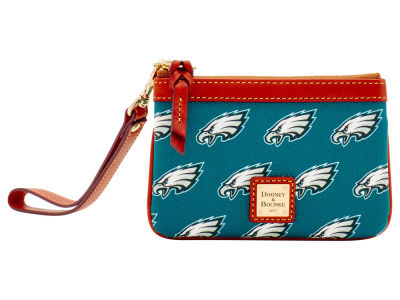 Philadelphia Eagles Dooney & Bourke Exclusive Wristlet