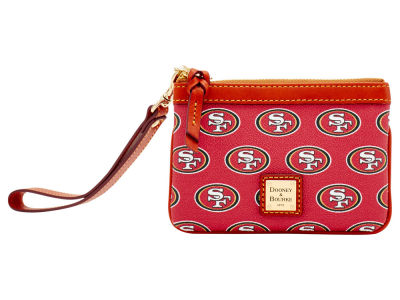 San Francisco 49ers Dooney & Bourke Exclusive Wristlet