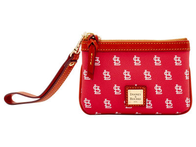 St. Louis Cardinals Dooney & Bourke Exclusive Wristlet