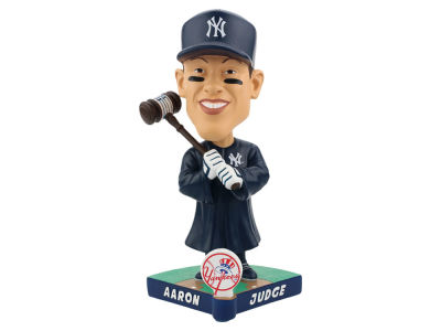 New York Yankees Aaron Judge Caricature Bobblehead