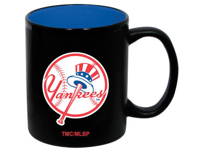 New York Yankees Memory Company 11oz 2 Tone Ceramic Mug