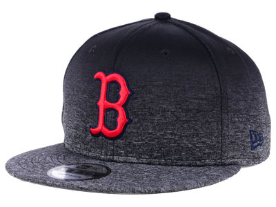 Boston Red Sox New Era MLB Shadow Fade 9FIFTY Snapback Cap