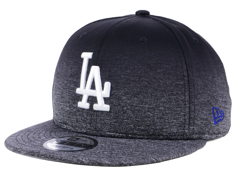 Los Angeles Dodgers New Era MLB Shadow Fade 9FIFTY Snapback Cap ... 881f4917bf20
