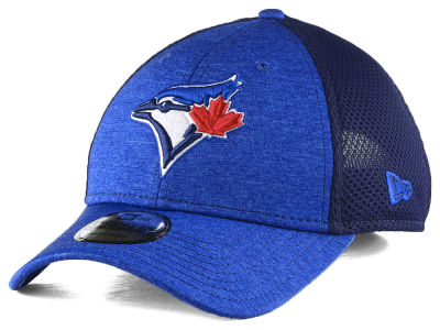 Toronto Blue Jays New Era MLB Shadow Turn 2 9FORTY Cap