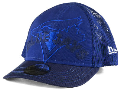 Toronto Blue Jays New Era MLB Toddler 2T Stitcher Adjustable Cap