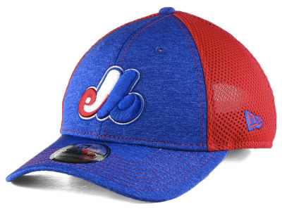 Montreal Expos New Era MLB Shadow Turn 2 9FORTY Cap