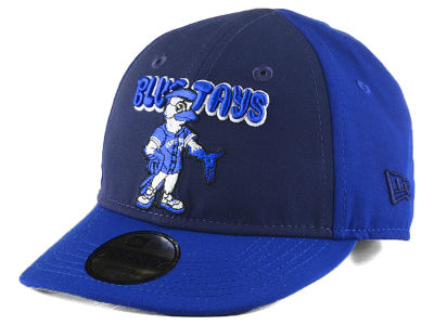 Toronto Blue Jays New Era MLB Toddler Mascot Charmer Cap