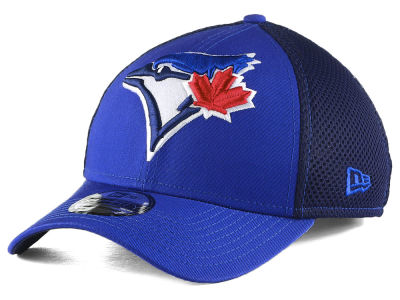 Toronto Blue Jays New Era MLB Mega Team Neo 2 39THIRTY Cap