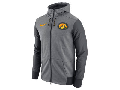 Iowa Hawkeyes Nike NCAA Men's Travel Full-Zip Hoodie