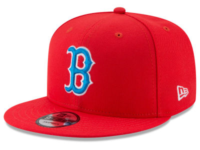 Boston Red Sox New Era 2017 MLB Little League Classic 9FIFTY Snapback Cap