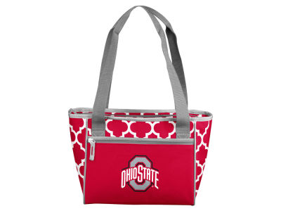 Logo Brands 16 Can Cooler Tote