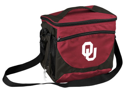 Oklahoma Sooners 24 Can Cooler V