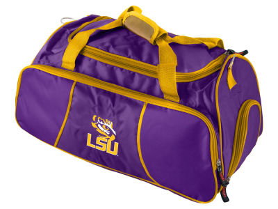 LSU Tigers Athletic Duffel V