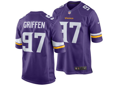 Minnesota Vikings Everson Griffen Nike NFL Men's Game Jersey