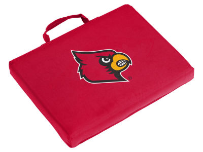 Louisville Cardinals Logo Brands Bleacher Cushion