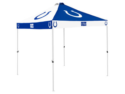 Indianapolis Colts Logo Brands Checkerboard Tent